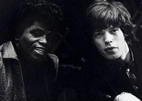Brown And Jagger t a m i show brown versus the rolling stones