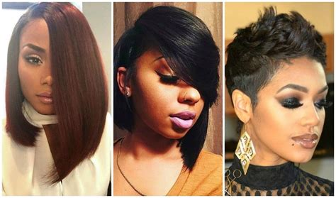 Different Hairstyles For Black by Trending Black Hairstyles Immodell Net
