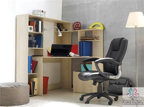 Corner Desk Small Spaces 16 Modern Desks For Small Spaces Decorationy