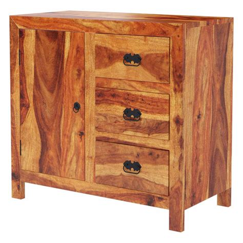 kitchen buffet cabinet appalachian rustic 3 drawer kitchen buffet storage cabinet