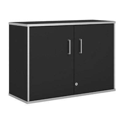 altra furniture systembuild apollo wall garage cabinet
