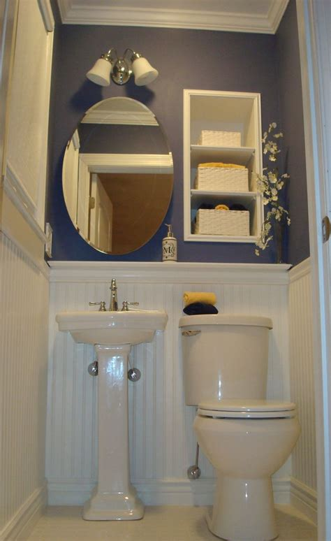 Small Half Bathroom Decorating Ideas Best 25 Small Powder Rooms Ideas On Pinterest Mirrored
