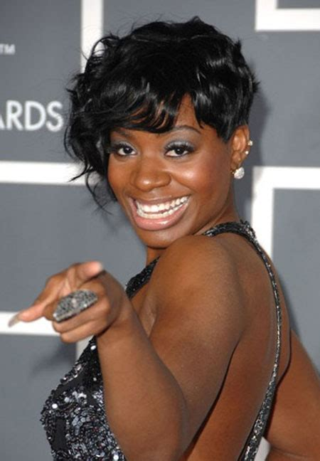 celebrity short african american hairstyles nice short hairstyles for black women short hairstyles