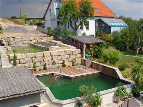 Garten Und Landschaftsbau Schweinfurt by Swimming Teich Zwischen Schweinfurt Und W 252 Rzburg