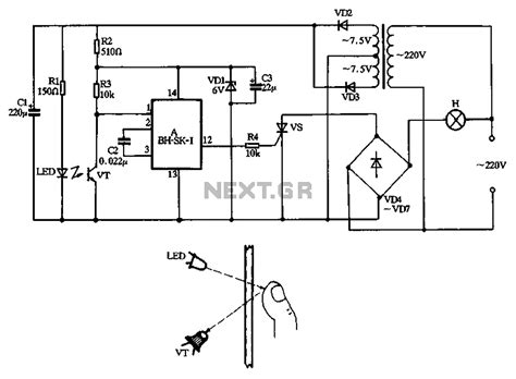 integrated light circuit infrared circuit page 3 light laser led circuits next gr