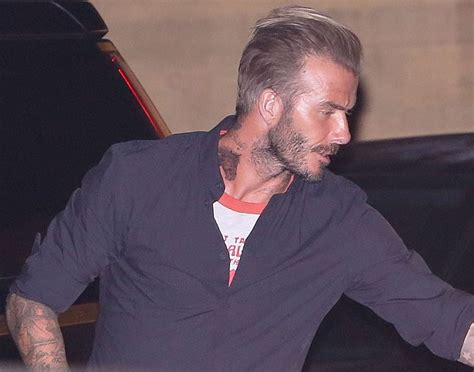 david beckham gets a new horse tattoo to go with his