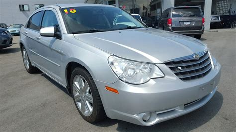 used 2010 chrysler sebring limited in new germany used inventory lake view auto in new 2010 chrysler sebring limited 9995 vancouver pioneer motors vancouver