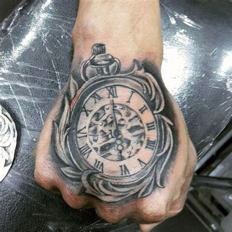 tattoo meaning pocket watch 200 popular pocket watch tattoo and meanings 2017