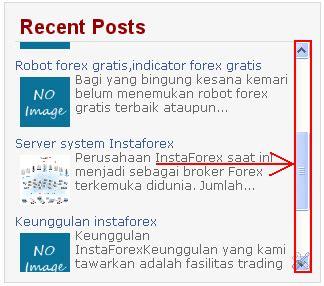 css scrollbar div info terbaik paling populer bagaimana cara membuat css