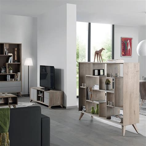 Salon Style Nordique by Tendance Scandinave Biblioth 232 Que Style Nordique