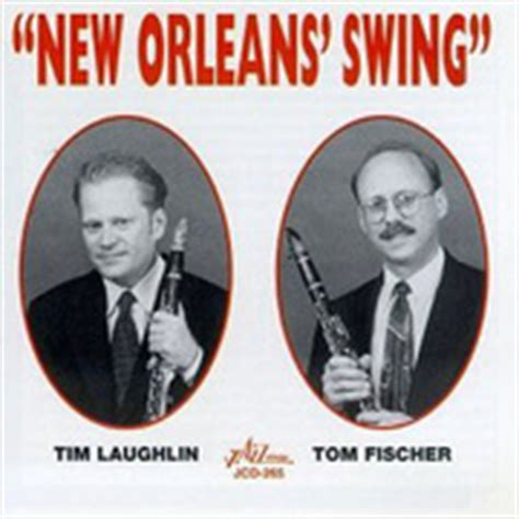 new orleans swing jazz reviews swing that musictim laughlin and jack maheu