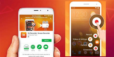 aplikasi edit film layar lebar 5 aplikasi screen recorder smartphone terbaik kualitas