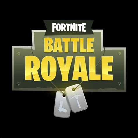 Topmerch Fortnite Battle Royale Fortnite Logo Template