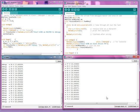 arduino code debug kll engineering work blog articles arduino debug
