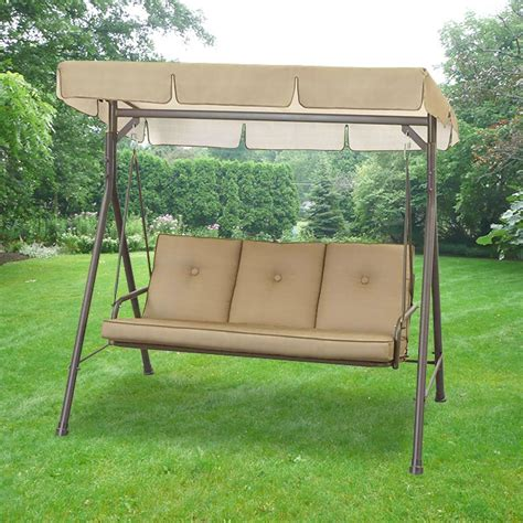 glider swing canopy replacement garden winds replacement canopy top for madison swing