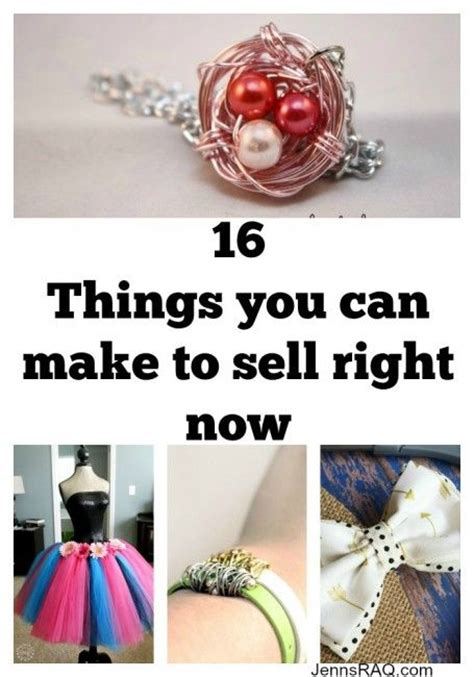 Handmade Things To Make And Sell - 17 best ideas about make to sell on money