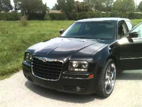 chrysler 300 blacked out lights 2005 chrysler 300 touring view our current inventory at