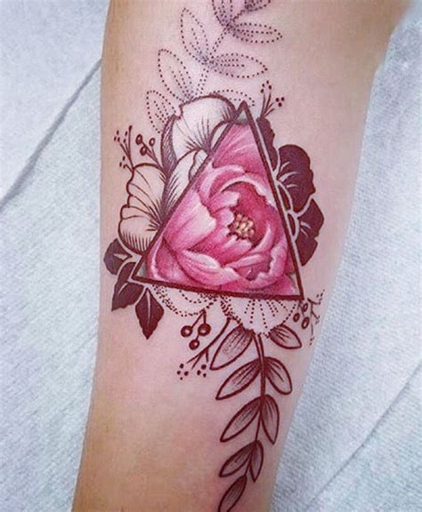 tattoo flower geometric 15 geometric tattoos free premium templates