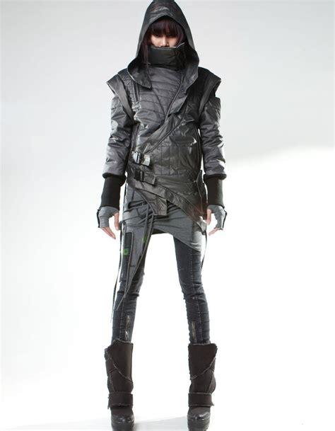 futuristic style fashion sci fi cyberpunk females futuristic fashion space