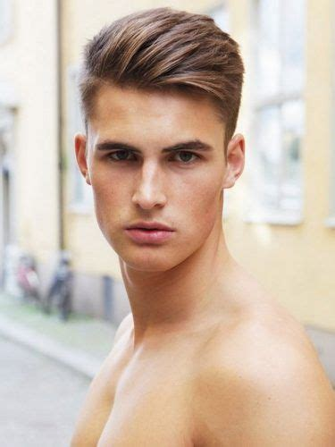 10 fall hairstyles for boys babble 10 impressive easy wedge cut hairstyles for men 2016