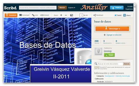 pagina para desgcaragr scribd descargar de scribd gratis anzill3r zone