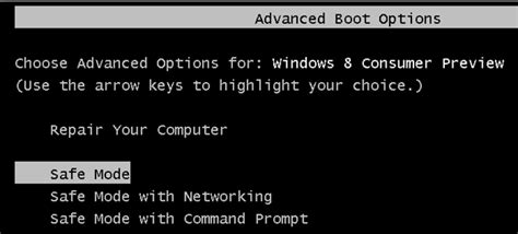 how to boot into safe mode on windows 8 or 10 the easy way