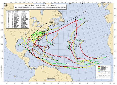 hurricane map florida tropical weather
