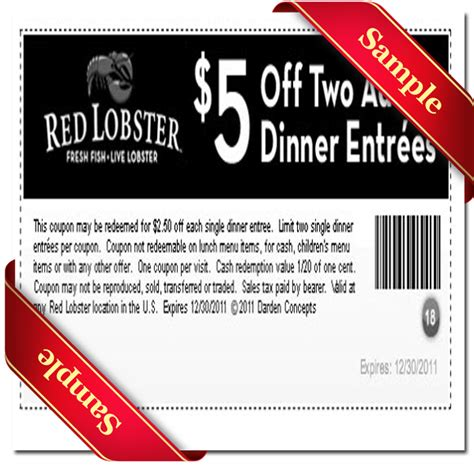 printable restaurant coupons red lobster red lobster printable coupon 2017 2018 best cars reviews