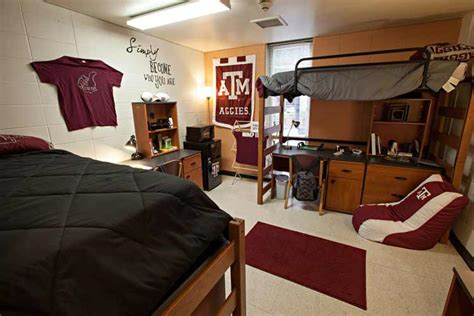 Tamu Study Rooms by Krueger Residence A M