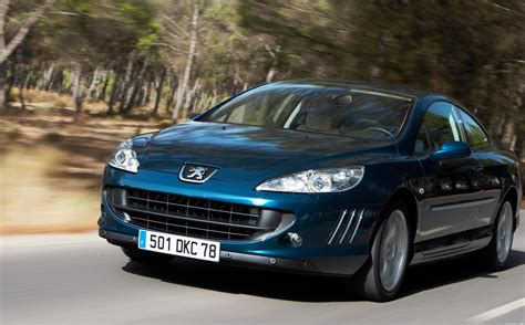 peugeot 407 price peugeot 407 coupe photos and specs photo 407 coupe