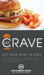 places that deliver in lincoln ne some new menus and a lot of buzz about crave burgers