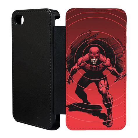 Marvel Daredevil L0499 Iphone 7 marvel daredevil flip cover for apple