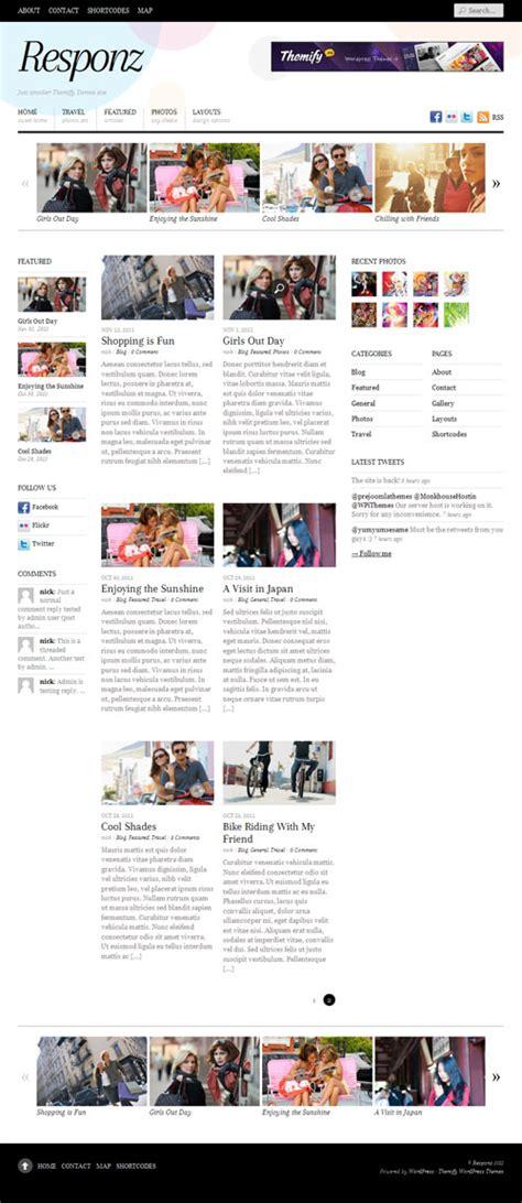 magazine responsive layout 40 best responsive magazine wordpress themes 2018