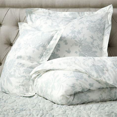 toile paillage jardin jardin toile duvet cover spa king traditional bedding by ballard designs