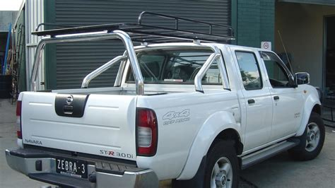 Roof Racks For Nissan Navara by Nissan Navara D22 Roof Racks