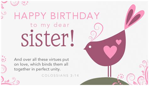 printable happy birthday cards for sister free dear sister ecard email free personalized birthday