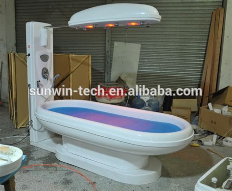 hydromassage bed for sale sunwin sw 368s bed detox hydro massage spa capsule vich