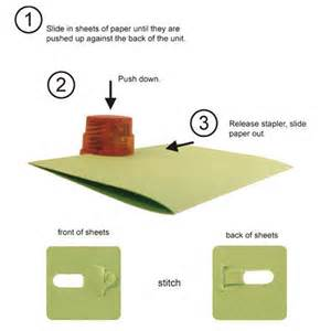 Staple free stapler 187 curbly diy design amp decor