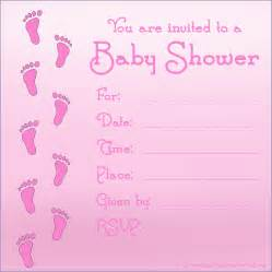 baby shower invite template free baby shower invitation wording lifestyle9