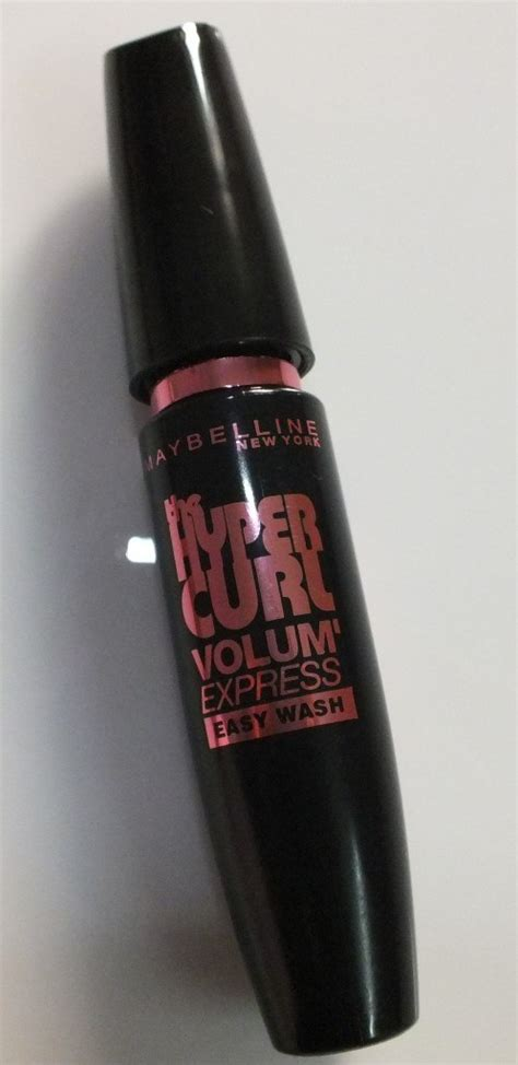 Maskara Hypercurl maybelline hypercurl volume express mascara review
