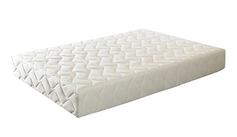 comfort support mattress ortho double 4ft6 reflex foam spring flexi comfort