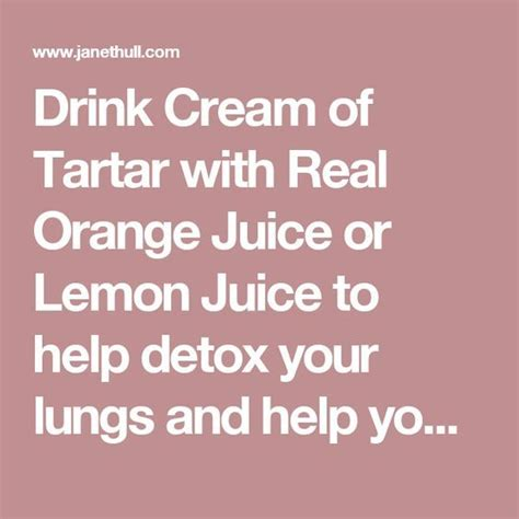 Quit Detox Drink by 880 Best Health Images On Help Quit