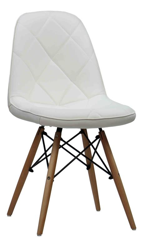 eames replica chair eames ii cushioned white replica designer chair chairs
