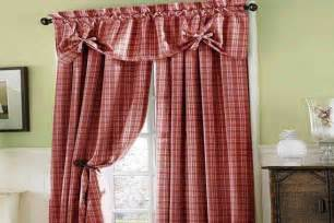 Kitchen Country Curtains Country Kitchen Curtains For Classic Nuance Interior Fans