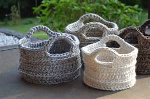 crochet in color basket burnout