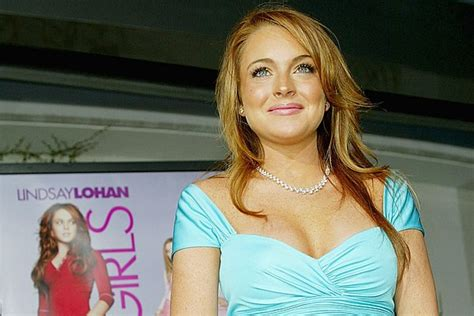 Pop Nosh Lindsay Lohan Does Rehab Take 2 Popbytes 8 by Lindsay Lohan Ready For Sequel Wrote