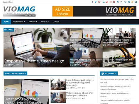 20 free magazine themes for wordpress 20 best free magazine e commerce wordpress themes for