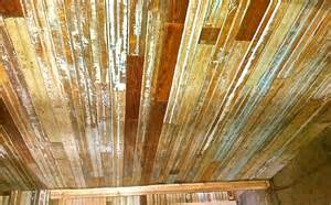 Craftsman Wainscoting Ask The Craftsman How To Fix Sagging Beadboard Ceiling