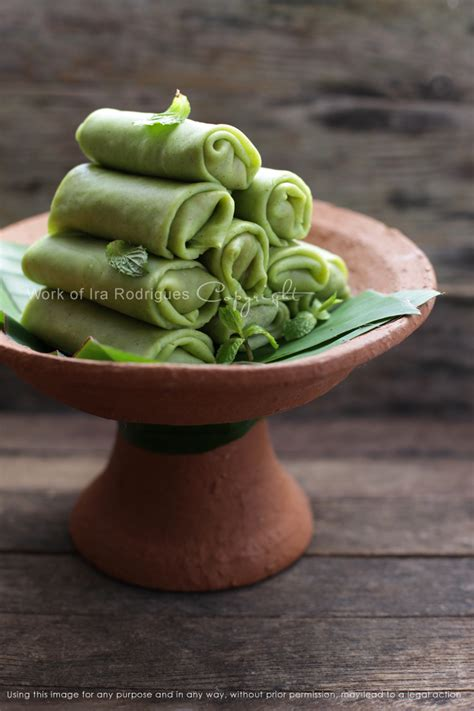 coconut pancakes rolls dadar gulung cooking tackle