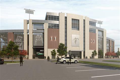 prosper isd stadium design huckabee
